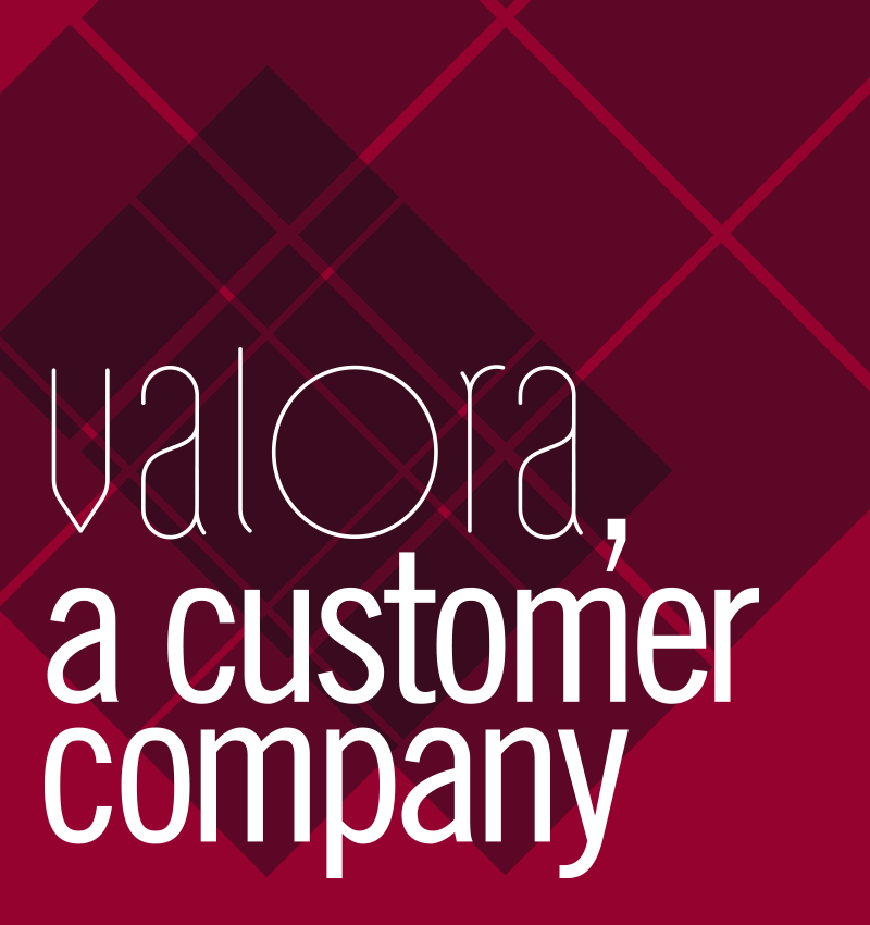Valora, a customer company